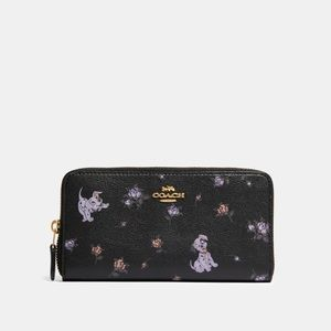 NWT Coach x Disney 101 Dalamatians wallet